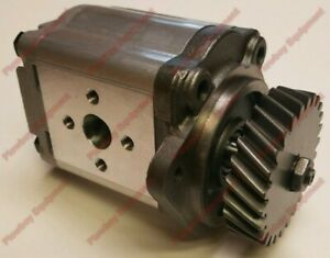 Hydraulic Pump For Ford New Holland Tractor 40 Ts Series 81863197 82023350