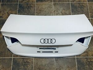 10 12 Audi A4 Back Door Trunk Lid Tailgate Liftgate Lift Tail Gate