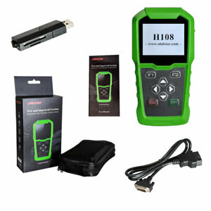 Obdstar H108 Programmer Can K line Support Pin Code Reading cluster Calibrate