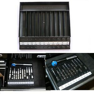 Socket Organizer For Craftsman Tools Tool Box Chest Cart Drawer Tray For Socket