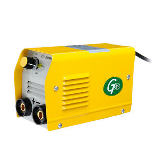 Minigb Zx7 200 220v 200a Mini Electric Welding Machine Igbt Dc Inverter Arc Mma