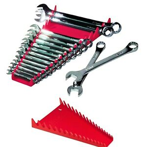 Wrench Organizer For Craftsman Tools Toolbox Chest Cart Standard Holder Tray