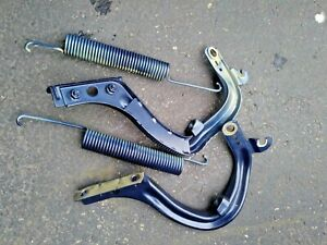 1992 Saab 900 S Convertible Trunk Lid Hinge Left And Right