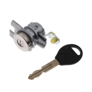 Easy Install Car Left Right Driver Door Lock Cylinder Fit For Nissan Versa