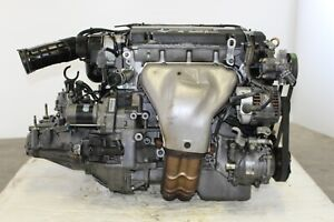 92 95 Honda Prelude 2 2 L 5 Speed Lsd With Transmission