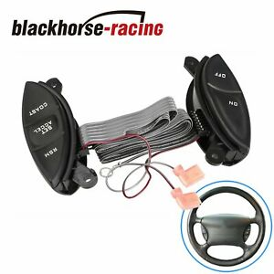 Steering Wheel Cruise Control Switch For Ford F150 Explorer Sport Trac Ranger