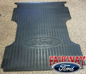 99 16 F 250 F 350 Super Duty Oem Genuine Ford Heavy Duty Rubber Bed Mat 8 Foot
