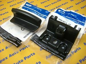 Ford Escape C Max Floor Center Console Latch And Handle Set Oem New 2013 2015
