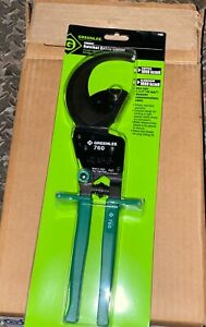Greenlee Ratcheting Cable Cutter