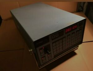 Working Met One Laser Particle Counter 205 1 115 1
