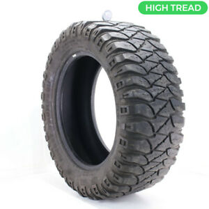Used Lt 305 55r20 Mickey Thompson Baja Mtz Radial 121 118q 10 5 32