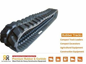 Rubber Track 450x81x74 Case Cx75 Mini Excavator