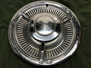 1958 Chevy Chevrolet Hub Cap 14 Wheel Cover Impala Belaire Biscayne Oe