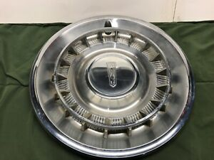 1961 Oldsmobile Starfire 15 Hubcap Wheelcover Oe 88 98 Single