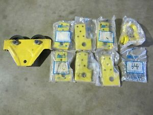 Lift Tech Shaw Box 319542 2 I Beam Hoist Chain Hoist Overhead Trolley Parts Lot