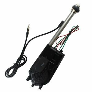 Autos Vehicle Electric Power Antenna Signal Radio Mast Replacement 12v