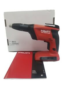 Hilti Cordless Screwdriver Sd 4500 a22 body Only