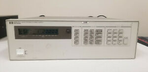 Hp 6623a Triple Output System Dc Power Supply