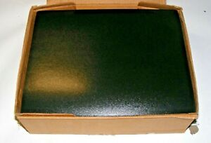 Gbc 2000712 Leather Look Presentation Covers For Binding Systems 11 25 X 8 75