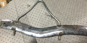 1936 Ford Bumper And Grill Guard