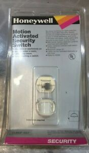 Honeywell Motion Activated Security Switch Cl850f 1007 Free Shipping
