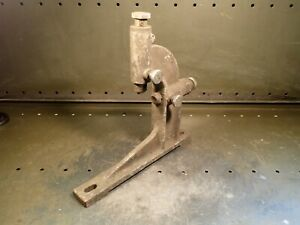 2 point Lathe Follow Steady Rest 11 Swing 3 1 2 Capacity Top Carriage Mount
