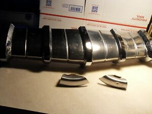 1953 Plymouth Cambridge Grill Trim Part Left Right Front