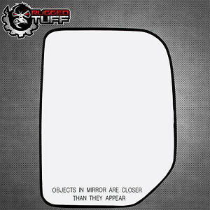 Passenger Right Side Mirror Glass W Backing Fits 2007 2014 Toyota Fj Cruiser