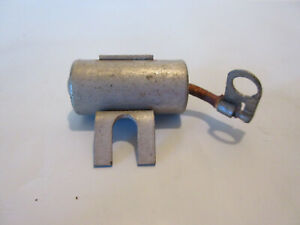 Gpw Willys Mb Jeep Dodge Wc Wwii Radio Noise Suppression Filter Delco Remy