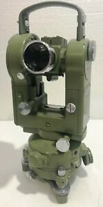 Wild Heerbrugg Theodolite T2 360 Degree New Style Ship World Wide