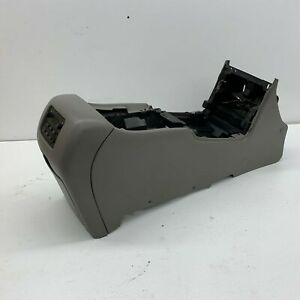 2000 2002 Oem Chevrolet Tahoe Center Console Armrest Storage Chevy 00 02 S5634