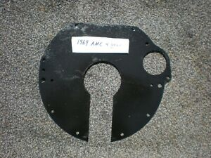 Amc V8 4speed Bellhousing Spacer Plate Oem