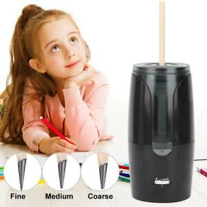 Electric Pencil Sharpener Automatic Pencil Student School Stationery Supplies