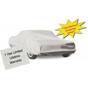 Full Size Chevy Car Cover With Continental Kit Spunbond Aqua Shed 1959 1960