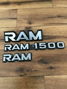 Dodge Ram 1500 Emblem Lot
