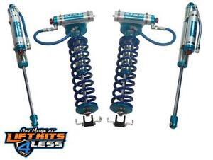 Superlift Sl5367 01a 4 6 King Front Coilover Shocks For 15 2019 Ford F 150 4wd