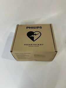 New Philips Heartstart Home Aed Defibrillator With Slim Carry Case