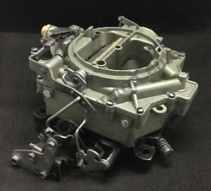 1957 1958 Cadillac Rochester 4gc Carburetor Remanufactured