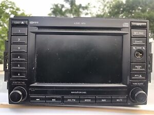 Dodge Chrysler Jeep Cd Dvd Gps Navigation Navi Stereo Radio Rec P56038646am