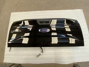 New Ford F150 Tailgate Trunk Hatch Lid 2015 2016 Pickup Oem Nto White Spray In