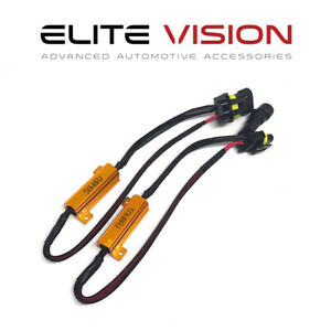 Elite Vision 9012 9005 Error Free Anti Flicker Decoder Resistor For Hid And Led