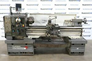 Clausing Colchester 15 X 50 Engine Lathe With Newall C80 Dro