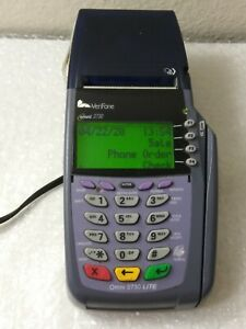 Verifone Omni 3730 W charger