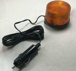 Bwd 86002 Rooftop Strobe Light Amber Emergency Hazard Beacon Yellow