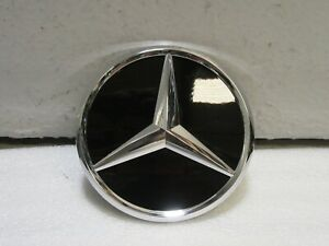 2016 2019 Mercedes Benz Glc300 E400 Rear Trunk Lid Tail Gate Star Emblem Oem