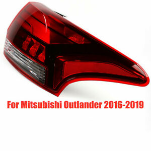 For Mitsubishi Outlander 2016 19 Outer Led Right Rear Brake Stop Tail Light