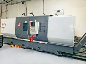 New 2019 Haas St45l Cnc Turning Center Lathe Tailstock Tool Presetter St20