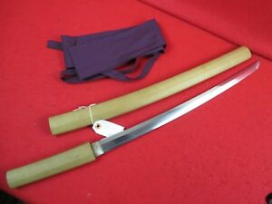 Japanese Wakizashi Samurai Sword Early Ca 1600 S Mino Soshu School Period