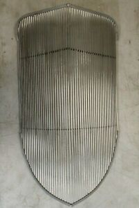 1934 Ford Grille Insert Street Rod Rat Rod Parts Hot Rod Vintage Custom