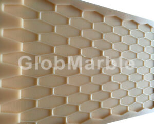Concrete Stone Mold Mosaic Wall Panel Rubber Mold Ms 823 Precast Mold